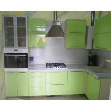 Кухня (фасад МДФ под пленкой глянец)