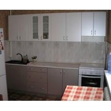 Кухня (фасад МДФ под пленкой матовой)