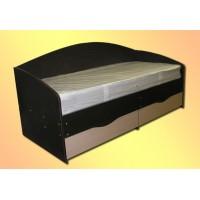 Кровать с 3-мя  спинками в наличии