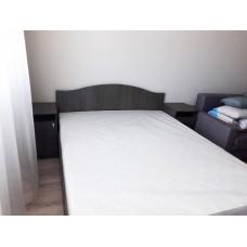 """Кровать """"Эконом"""" 1,6х2,0  с прикроватными тумбами"""