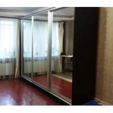 Шкаф - купе 3 двери зеркальные