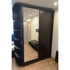 Шкаф - купе под заказ (одна дверь зеркало)