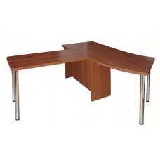 Стол  руководителя с приставным столом