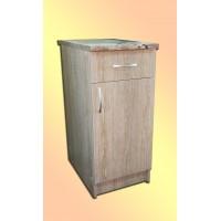 Тумба  кухонная  с  ящиком и дверцей