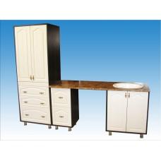 Набор мебели для ванной, МДФ